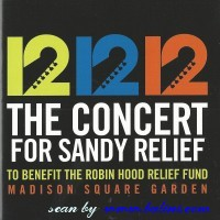 Various Artists, 12-12-12 The Concert, for Sandy Relief, Sony, 88765448892