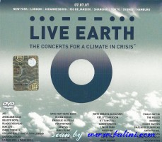 Various Artists, 7-7-7 Live Earth, Warner, 9362-49942-9
