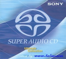 Various Artists, Ultimate Collection, Sony, LSP9868412