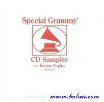 Various Artists, Grammy Nominees 1993, Columbia, CSK 5034