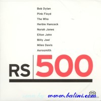 Various Artists, Sampler (2003), Sony, RS 500