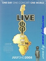 Various Artists, Live 8, EMI, 00946 3416689 8