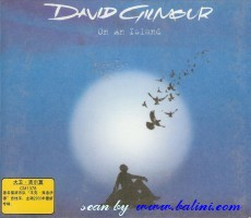David Gilmour, On An Island, EMI, CM1378