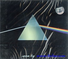 Pink Floyd, The dark side of the moon, EMI, A3109-2(L)
