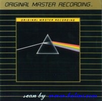Pink Floyd, The dark side of the moon, MFSL Ultradisc, UDCD 517