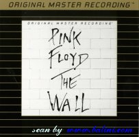 Pink Floyd, The Wall, MFSL Ultradisc, UDCD 2-537