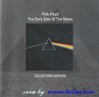 Pink Floyd, The dark side of the moon, Quadrophonic, Other, SQ-P001/2