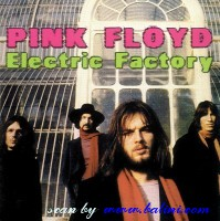 Pink Floyd, Electric Factory, Other, WC-9/26/70