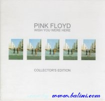 Pink Floyd, Wish you were here, Quadrophonic, Other, SQP-005-006DR