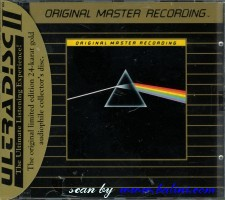 Pink Floyd, The dark side of the moon II, MFSL Ultradisc II, UDCD 517