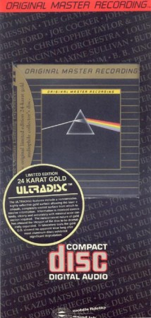 Pink Floyd, The dark side of the moon II, LongBox III, MFSL Ultradisc II, UDCD 517