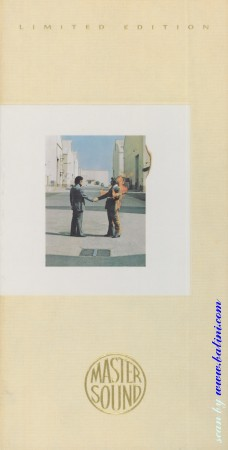Pink Floyd, Wish you were here, LongBox, Sony, CK 53753