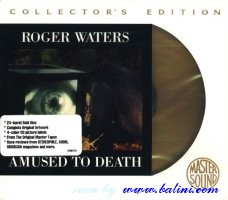 Roger Waters, Amused to death, Sony, CK 64426
