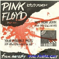 Pink Floyd, Not Now John, Your Possible Pasts, Sony, XDSP 93036