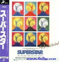 *Movie, Superstar, The Life and, Times Of Andy Warhol, Herald, PILF-7173