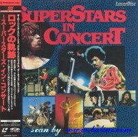 Various Artists, Superstars in Concert, Pioneer, SM068-3271