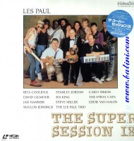 Various Artists, Super Sessions IX, Videoarts, VAL-3100