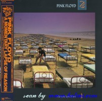 Pink Floyd, A momentary lapse of reason, Sony, SIJP 25