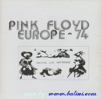 Pink Floyd, Europe 74, Other, JL-511