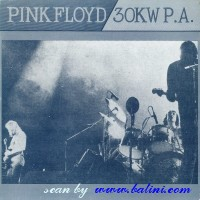 Pink Floyd, 30KW P.A., Other, PF-3077 CD