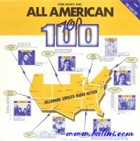 Various Artists, All American Top 100, Vol. 21, Sony, XAAP 90009