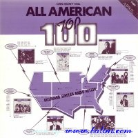 Various Artists, All American Top 100, Vol. 22, Sony, XAAP 90010