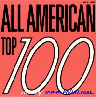 Various Artists - DG, All American Top 100, Vol. 61, Sony, XDAP 93106