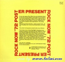 Various Artists, Rock Now 72, Toshiba, PRP-43