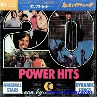 Various Artists, 20 Power Hits, K-Tel, JA-101