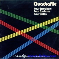 Various Artists, Quadrafile, Sony, DE-1