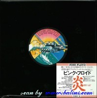 Pink Floyd, Wish you were here, Toshiba, TOCP-65549