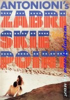 *Movie, Zabriskie Point, (Program), , 1970