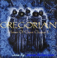 Gregorian, Masters of Chant, Chapter II, Network, NXCB-00030/R