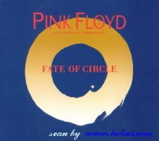 Pink Floyd, Fate of Circle, Sony, XDCS 93138.9