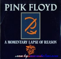 Pink Floyd, A momentary lapse of reason, Sony, XDDP 93004