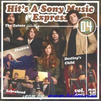Various Artists - DG, Hits a Sony 2006.4, Sony, SDCI 80336