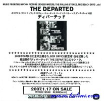 Various Artists - RW, The Departed, WEA, WPCR-12538/R