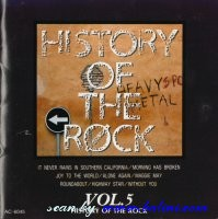 Various Artists, History of the Rock 5, Semi Official, AC-6045