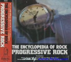 Various Artists, The Encyclopedia of Rock, Semi Official, PCD-507
