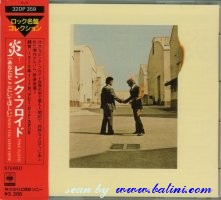 Pink Floyd, Wish you were here, Sony, 32DP 359