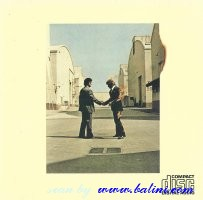 Pink Floyd, Wish you were here, Sony, 35DP 4