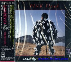 Pink Floyd, Delicate Sound of Thunder, Sony, 42DP 5294.5