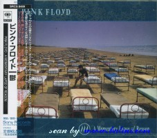 Pink Floyd, A momentary lapse of reason, Sony, SRCS 8489
