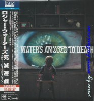 Roger Waters, Amused to death, Sony, SICP 30785.6