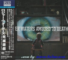 Roger Waters, Amused to death, Sony, SICP 30787