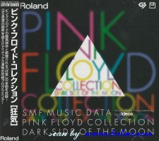 Pink Floyd, The dark side of the moon, SMF Music Data, Roland, RJL-6007J