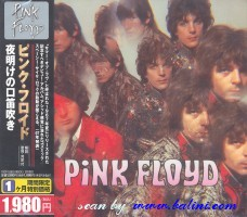 Pink Floyd, The piper at the, gates of dawn, Toshiba, TOCP-53803