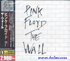 Pink Floyd, The Wall, Toshiba, TOCP-53810.11