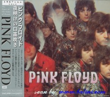 Pink Floyd, The piper at the, gates of dawn, Toshiba, TOCP-65550
