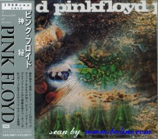 Pink Floyd, A saucerful of secrets, Toshiba, TOCP-65551